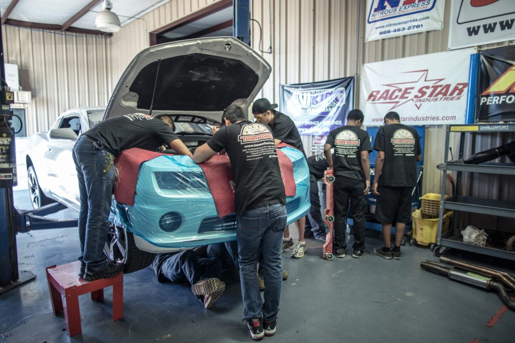 Headers Install Tuner School Fall 2016