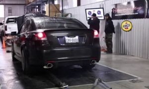 Tuner School Students Install & Dyno Test Magnaflow Exhaust System