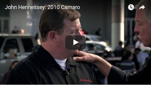 Barry Meguiar Talks to John Hennessey