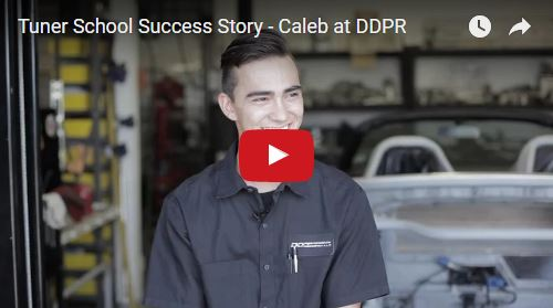 Success Story Caleb Swan