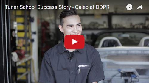 Success Story Caleb Swan